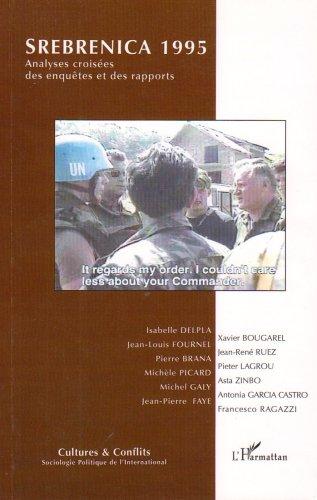 Couv A-Srebrenica