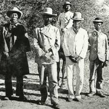 Colloque Herero et Nama