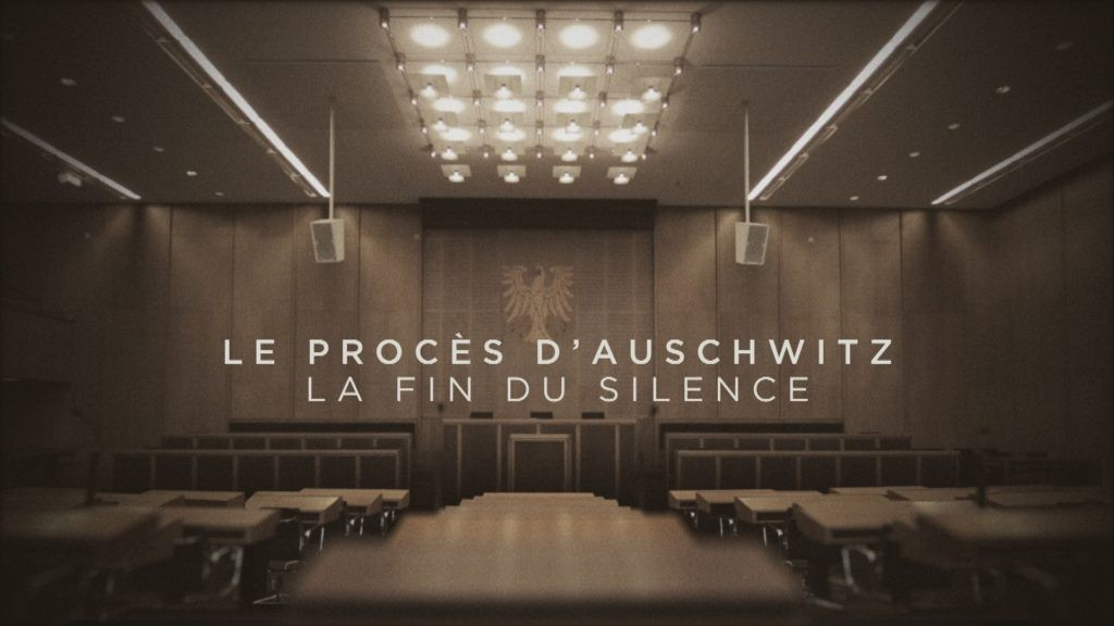 Projection Le procès D'Auschwitz