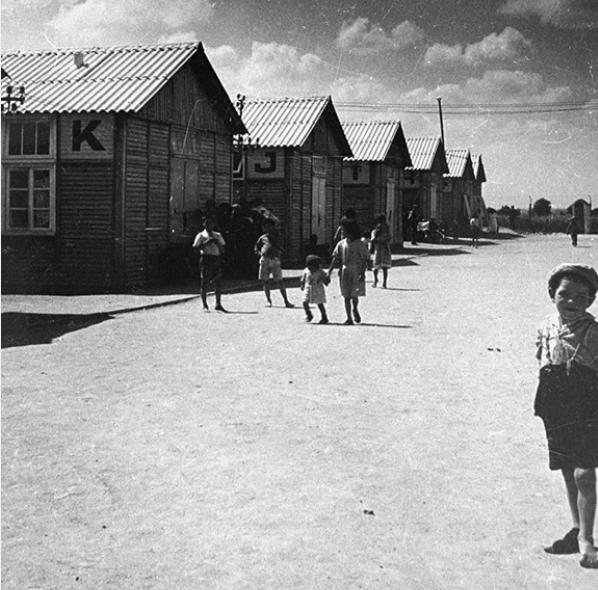 L'internement des Nomades