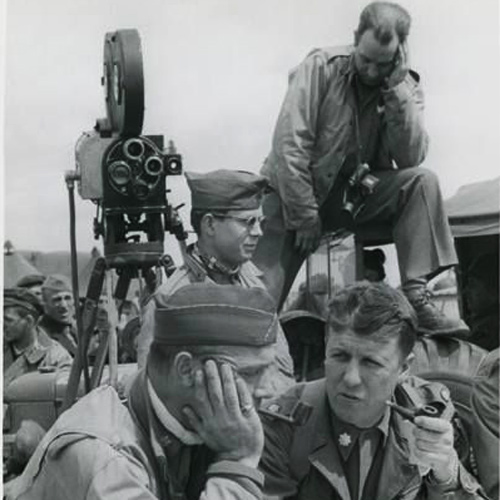 filming the camps